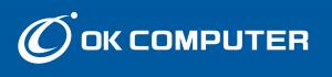 OKコンピューター ロゴ